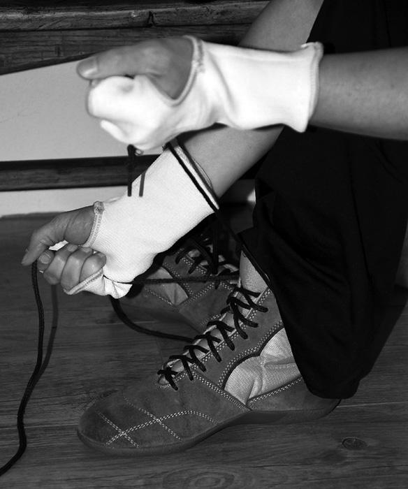 Antares chaussure